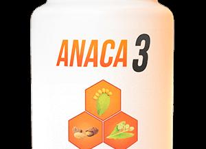 Acheter Anaca3, découvrez sa posologie, ses effets secondaires et notre avis.