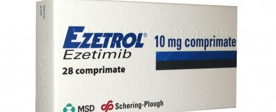 Acheter l'ezetrol, posologie, effets secondaires et avis