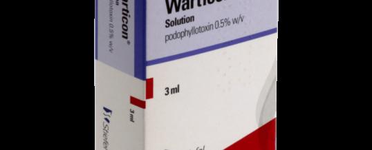 Warticon, guérir vos verrues génitales