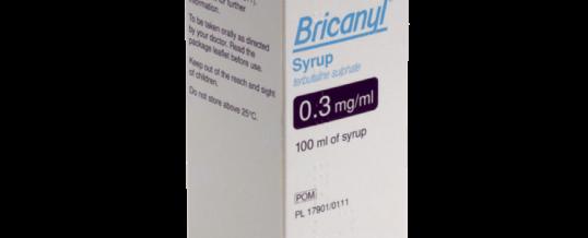 Bricanyl, un médicament rapide et efficace