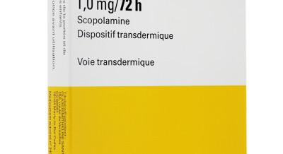 Scopoderm : le médicament efficace pour lutter contre le mal du transport