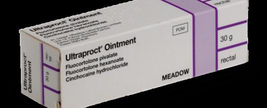 Grâce à l'ultraproct ne craignez plus les effets des hémorroïdes
