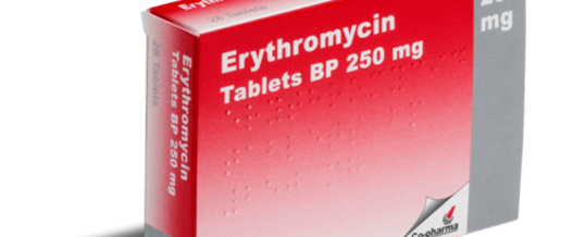 Erythromycine, votre allié contre les infections