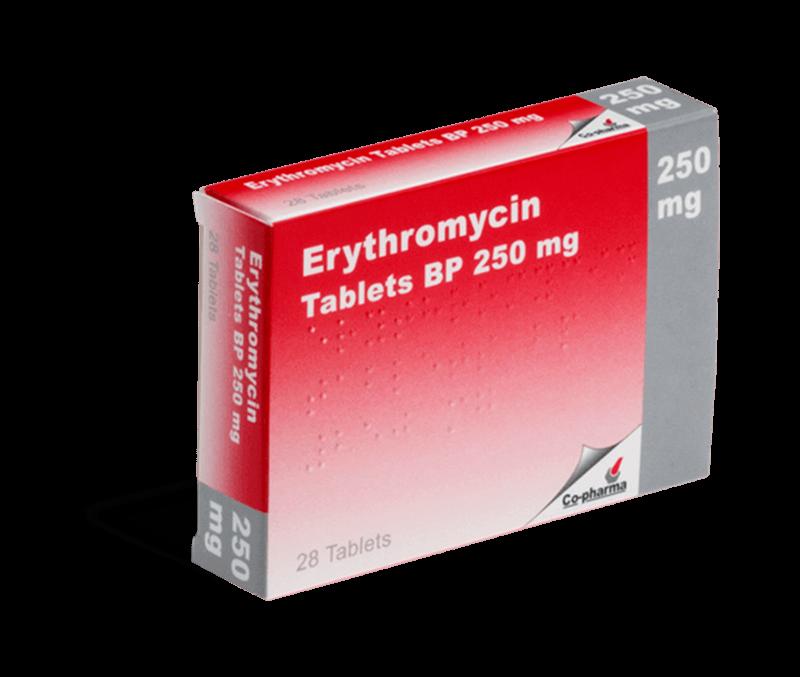 Acheter Erythromycine : Effets secondaires - Posologie - Avis
