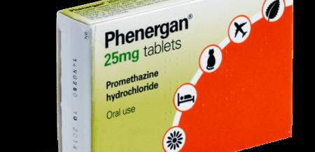 Phenergan contre les allergies, la fin de vos soucis