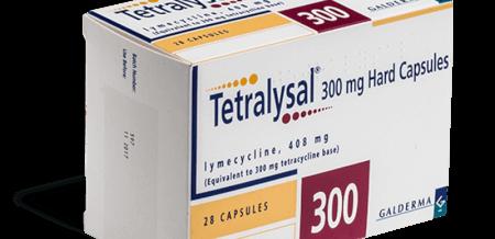 Tetralysal, un traitement fatal contre l'acné