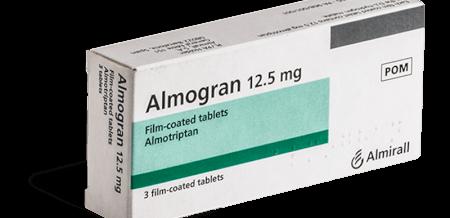 Almogran, fini les maux de tête !