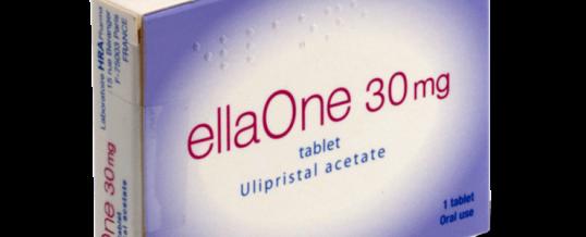 EllaOne, pilule du lendemain