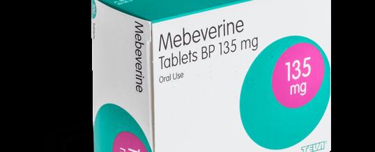 Avec Mebeverine soulagez vos douleurs !