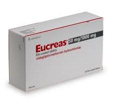Eucreas, domptez votre diabète !
