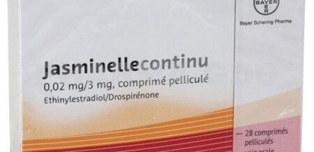 Jasminelle, ma pilule contraceptive !