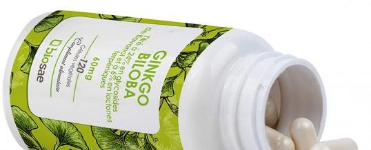 Comparatif des meilleurs ginkgo biloba bio avec test produit