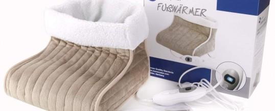 Comparatif des meilleures chauffes pieds avec test produit