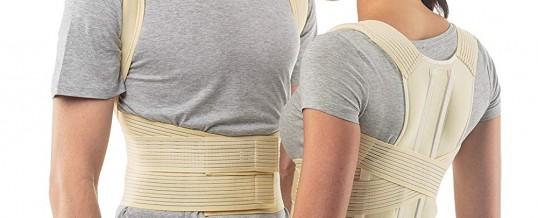 Comparatif des meilleurs Correcteurs de posture avec test produit