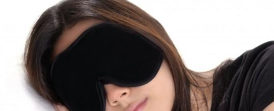 Comparatif des meilleurs masques de sommeil avec test produit