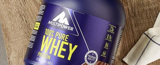 Comparatif des meilleures proteines whey avec test produit