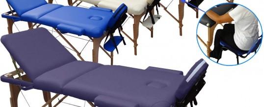 Comparatif des meilleures tables de massage avec test produit