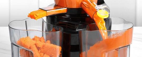 Comparatif des meilleurs extracteurs de jus avec test produit