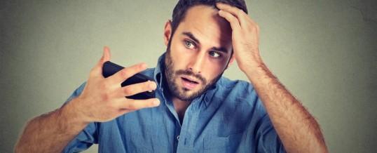 Début de calvitie, que faire avant qu'il ne soit trop tard ?